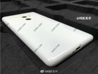 Xiaomi Mi Mix 2 Leaked in Live Renders; Tipped to Launch on September 12