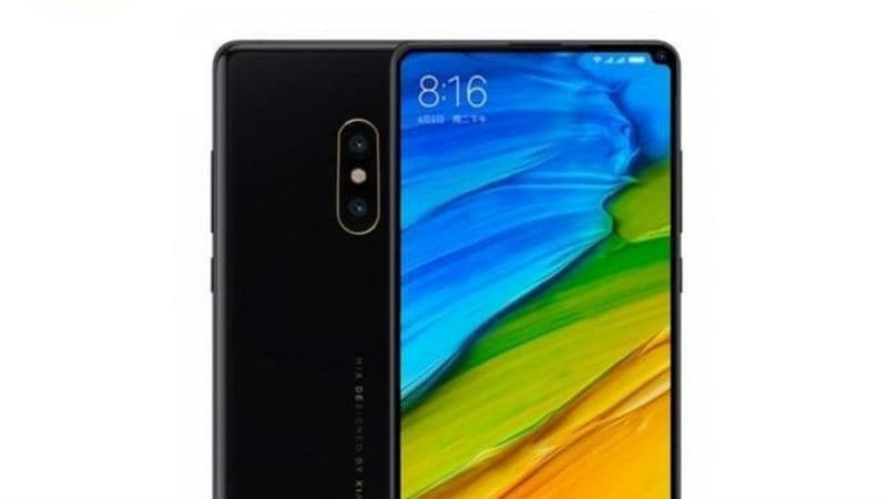 Xiaomi Mi MIX 2S to Sport Ceramic Body, 8GB RAM, 128GB Storage, Says CEO