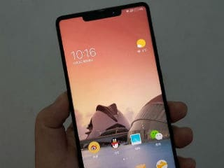 Xiaomi Mi MIX 2s Uses iPhone X-Like Gestures in New Leaked Video