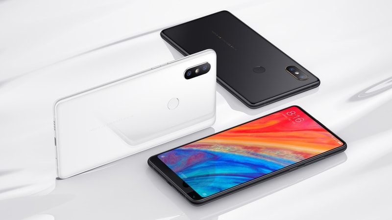 Mi MIX 2S Is the New Xiaomi Flagship Smartphone, Comes With Improved Cameras and Bezel-Less Display