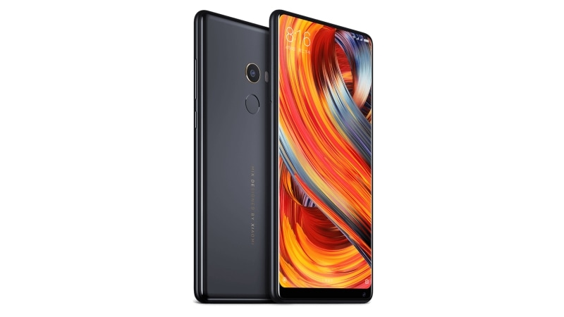 Xiaomi Mi MIX 2: A Large-Screen Smartphone With Bezel-Less Design, Facial Recognition Launched at Mid-Range Price