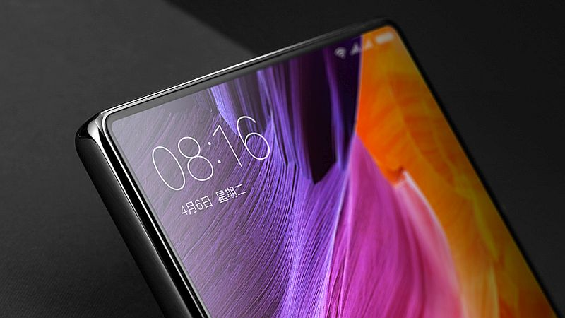 Xiaomi Mi MIX Running Android 7.0 Nougat Spotted in Benchmarks; Update Likely to Start Soon