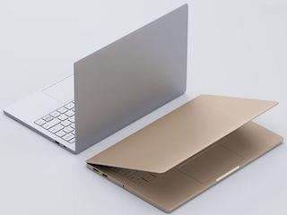Mi Notebook Air Refresh Brings Kaby Lake Processors, Fingerprint Sensor