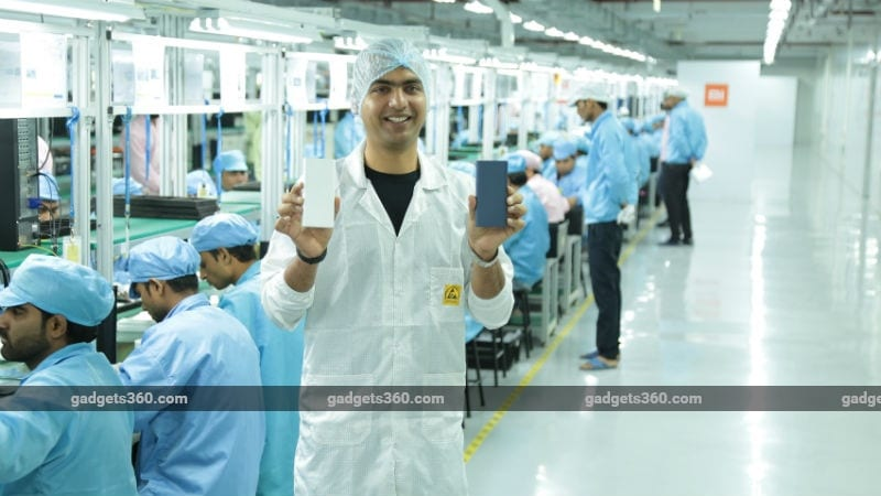 Xiaomi Launches 'Made in India' Mi Power Bank 2i Range, Unveils Third Manufacturing Facility