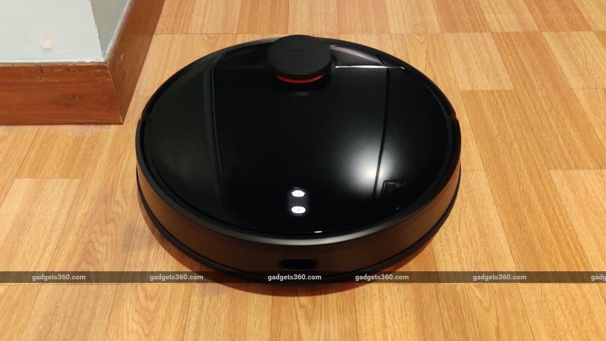 Đánh giá máy hút bụi Xiaomi Mi Robot