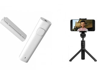 Xiaomi Mi Bluetooth Audio Receiver, Mi Selfie Stick Tripod Now Available in India Following Crowdfunding Programme