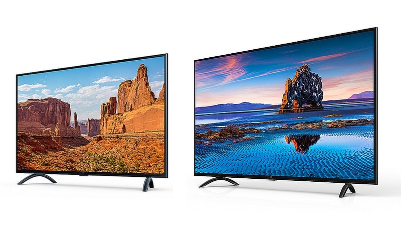 Mi Tv 4a 43 Inch And 32 Inch Models Launched In India Price First