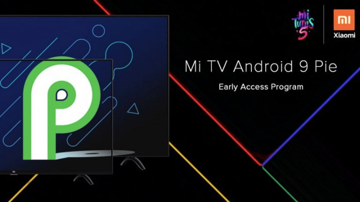 Mi TV 4A Early Access Program for Android 9 Pie Update