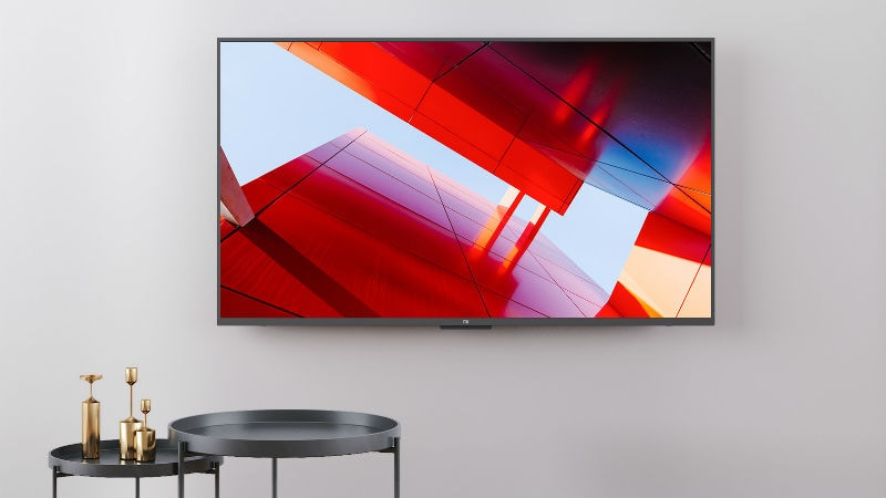 Mi TV 4S With 55-inch 4K HDR Display, AI Voice Remote Launched: Price, Specifications