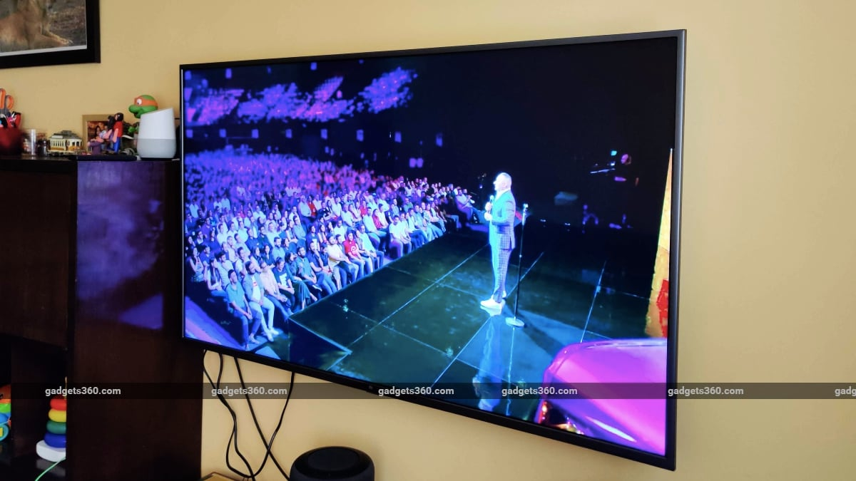 xiaomi mi tv 4x 55 review russell peters 4k