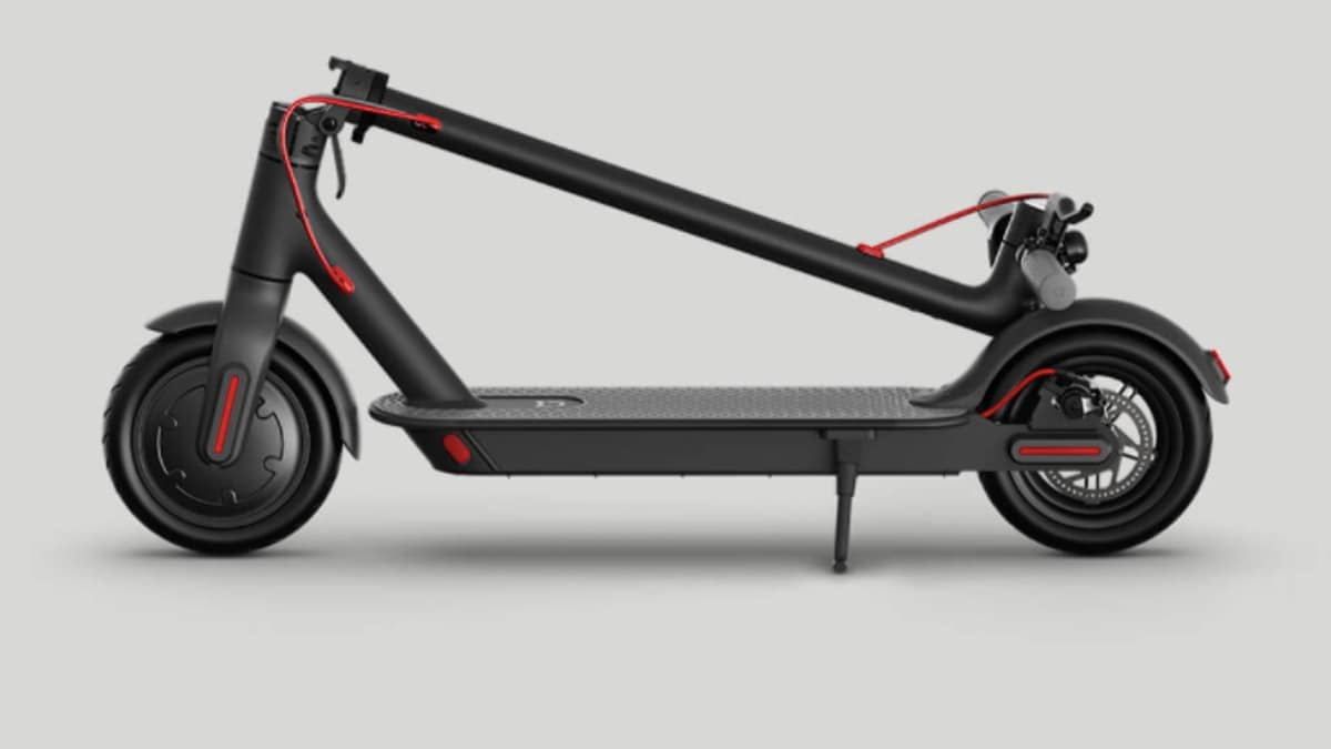 Xiaomi Mijia Scooter 1S With 30km Range, 25kmph Top Speed Launched ...