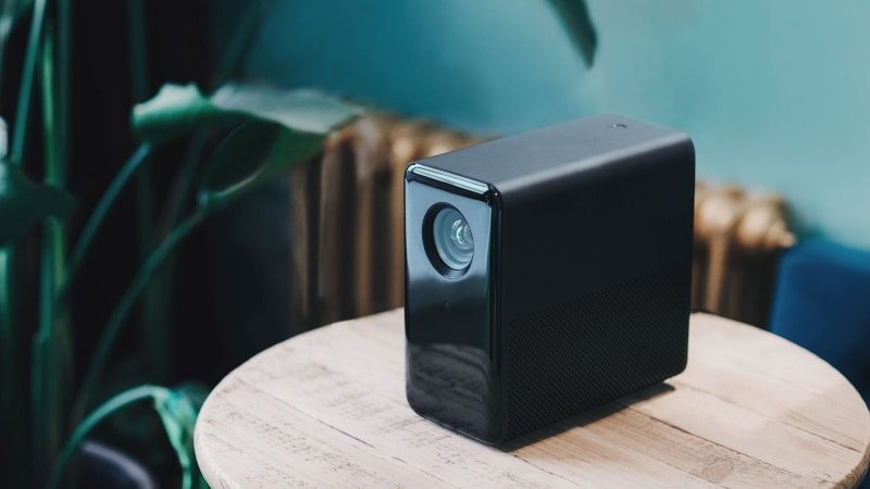 Xiaomi Mijia Projector With HDR Support, Patchwall UI Launched