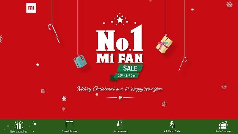Xiaomi No.1 Mi Fan Sale बुधवार से, छूट के अलावा 1 रुपये में भी मिलेंगे स्मार्टफोन