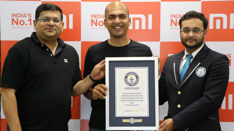 Xiaomi Opens Over 500 Retail Stores in a Single Day in Rural India
