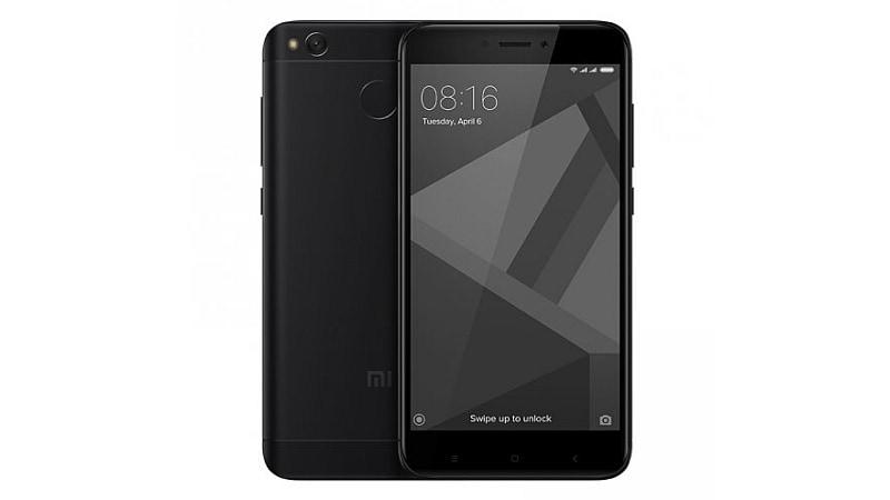 Xiaomi Redmi 4 की बिक्री आज से होगी शुरू, जानें सभी लॉन्च ऑफर