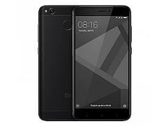 Xiaomi Redmi 4 की पहली सेल में 8 मिनट में बिके ढाई लाख स्मार्टफोन