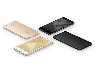 Xiaomi Redmi 4 to Go on Sale Today in India, via Mi.com and Amazon
