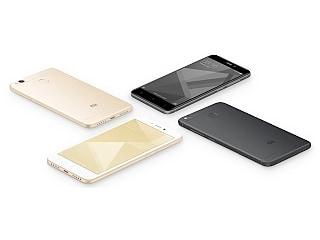 Xiaomi Redmi 4 to Go on Sale via Mi.com Today