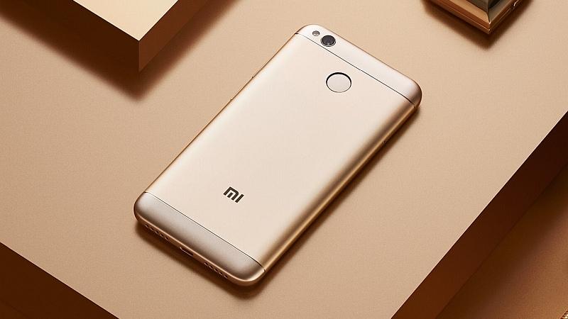 Xiaomi Redmi 4 To Go On Sale In India Today Via Amazon