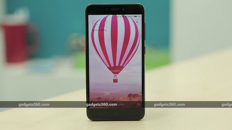Xiaomi Redmi 4 With Snapdragon 435 Launched in India, Price Starts at Rs. 6,999