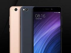 5,999 रुपये वाले Xiaomi Redmi 4A की बिक्री आज फिर