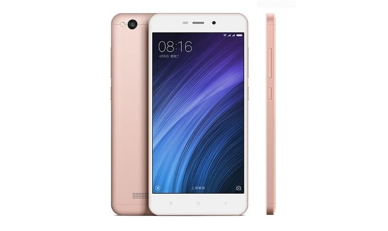 Xiaomi Redmi 4A India Launch Expected Today