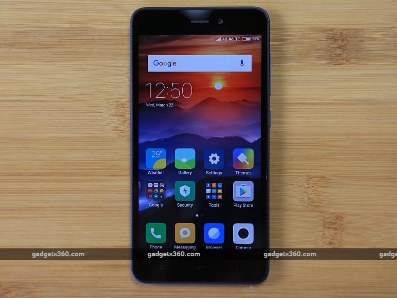 Xiaomi Redmi 4, Redmi 4A to Go on Sale in India Today via Amazon