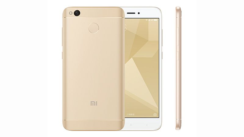 Xiaomi Redmi 4X With 4100mAh Battery, Snapdragon 435 SoC Launched