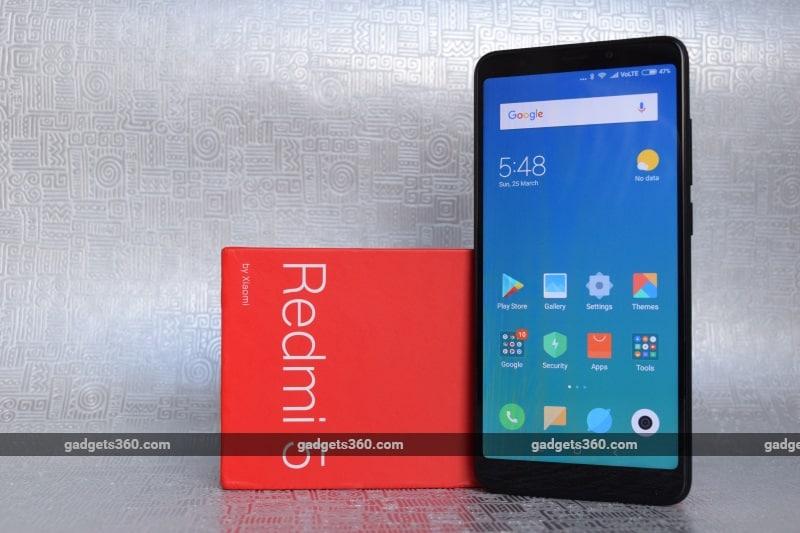 Redmi 5 Review | NDTV Gadgets360 com