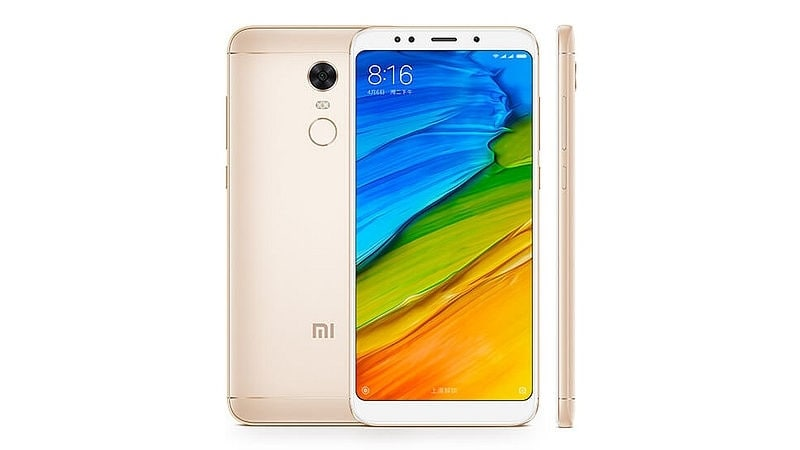 Xiaomi Redmi Note 5 Coming In Q2