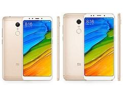 Xiaomi Redmi 5 से इस तरह अलग है रेडमी 5 प्लस