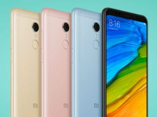 Xiaomi Redmi 5 Open Sale Now Permanent on Amazon India, Mi.com