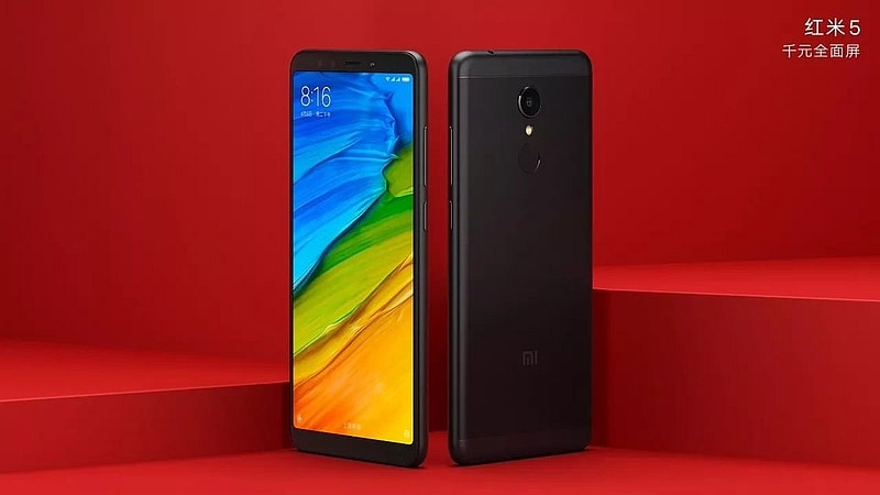 Xiaomi Redmi 5, Redmi 5 Plus With 18:9 Displays Officially Unveiled Ahead of Thursday Launch
