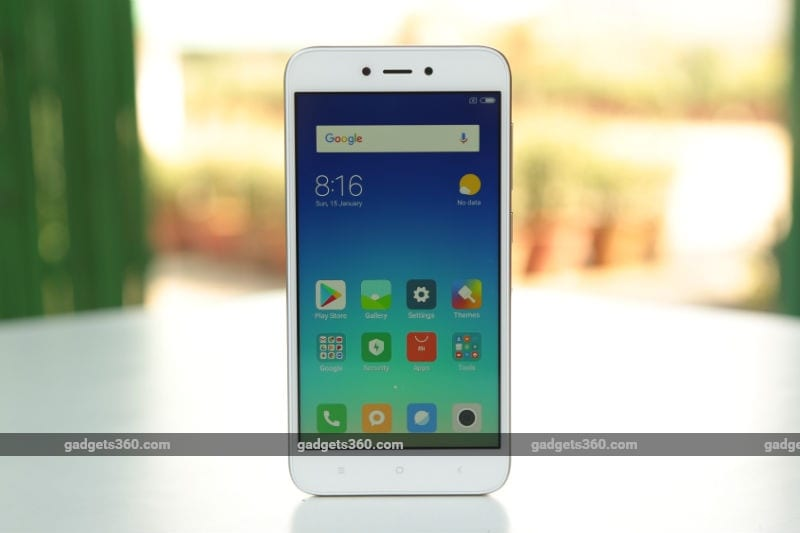 Xiaomi Redmi 5A Buyers will Receive Rs 1000 Cashback from Reliance Jio
