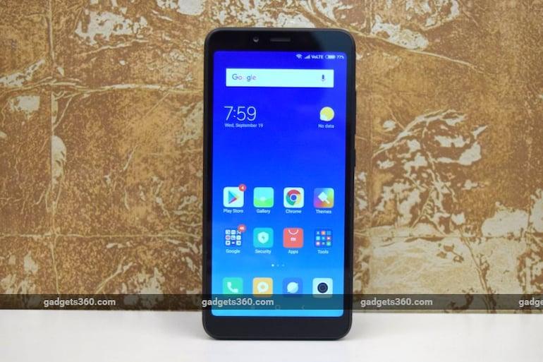 Xiaomi Redmi 6A का 32 जीबी वेरिएंट अब मिलेगा ओपन सेल में
