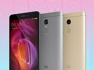 Redmi Note 4 Price Cut, Moto X4 India Launch, OnePlus 5T Unveiled, and More News This Week