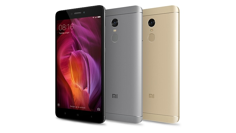 Xiaomi Redmi Note 4 With 2GB RAM to Go on Sale in India on Mi.com Today