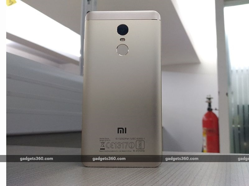Xiaomi launches Redmi Note 4 starting at Rs 9999