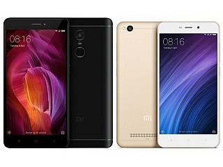 Image result for Xiaomi Redmi 4 to be Available via Amazon India and Mi.com Today
