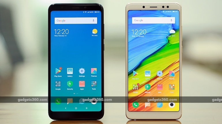 Xiaomi Redmi Note 5 और Redmi Note 5 Pro आज फिर बिकेंगे, सेल दोपहर 12 बजे