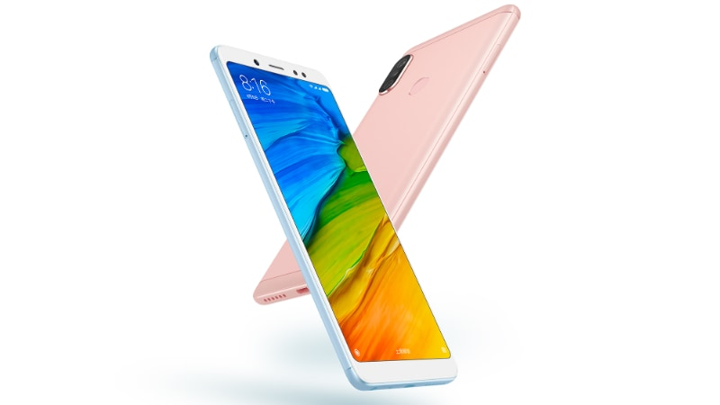 Xiaomi Redmi Note 5 Pro Price in India Cut During Festive Season, Now Starts at Rs. 12,999