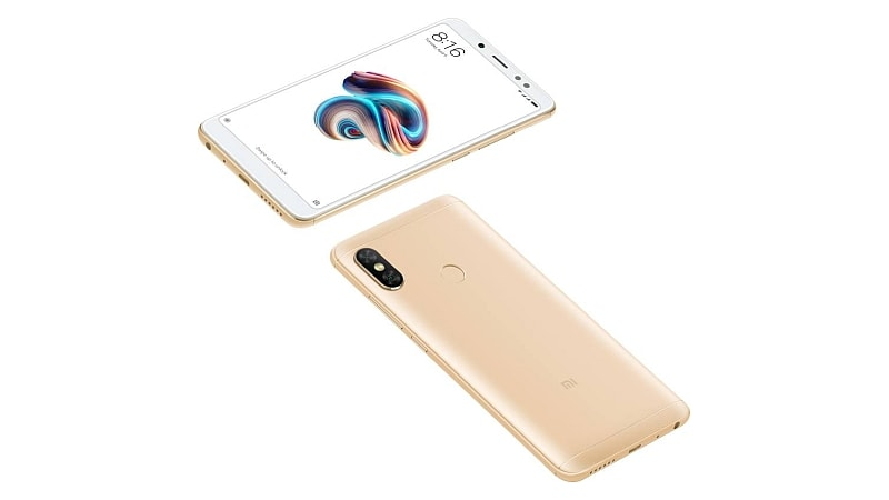 Xiaomi Redmi Note 5 Pro Goes on Sale via Flipkart, Mi.com in Big Freedom Sale; Redmi 5A Pre-Orders Today
