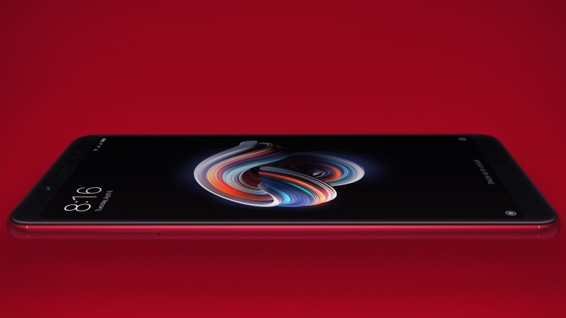 Redmi Note 5 Pro, Mi TV 4, and Mi TV 4A Flash Sales in India Today; Redmi 5A to Go Up for Pre-Orders