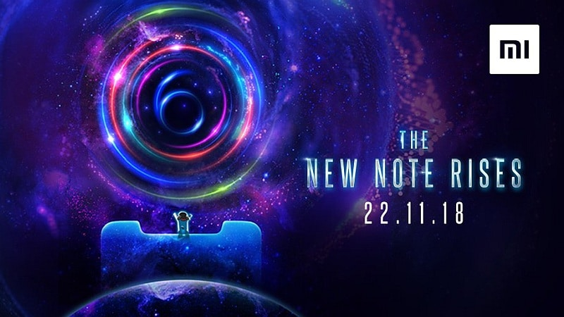 Redmi Note 6 Pro to launch in India on November 22