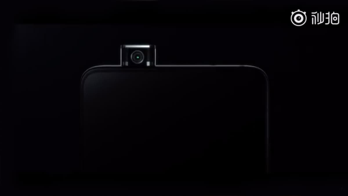 bb8587079 New Redmi Smartphone With Pop-Up Selfie Camera Teased on Video by Xiaomi