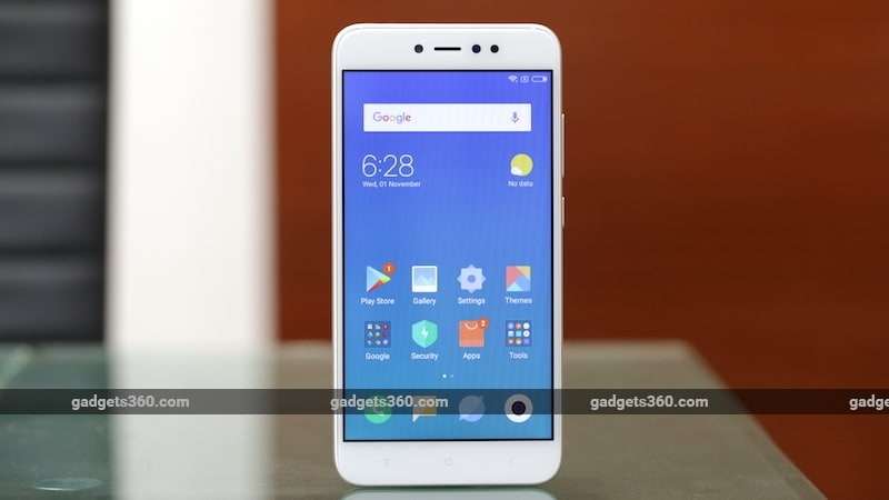 Xiaomi Redmi Y1, Redmi Y1 Lite Launched: Price in India, Specifications, and More