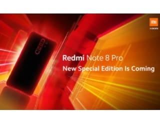 Redmi Note 8 Pro जल्द एक नए अवतार में देगा दस्तक, Xiaomi ने किया टीज़