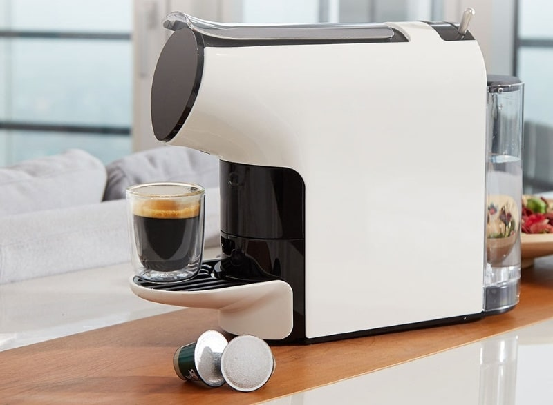 Xiaomi Scishare Coffee Maker Launched, a Compact Coffee Machine