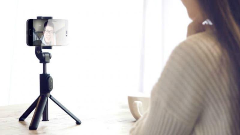 शाओमी ने पेश किया ब्लूटूथ रिमोट कंट्रोल वाला सेल्फी स्टिक ट्राइपॉड