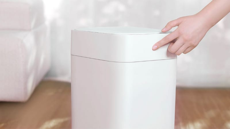 Xiaomi Launches a Smart Bin That Can Automatically Seal and Replace Trash Bags